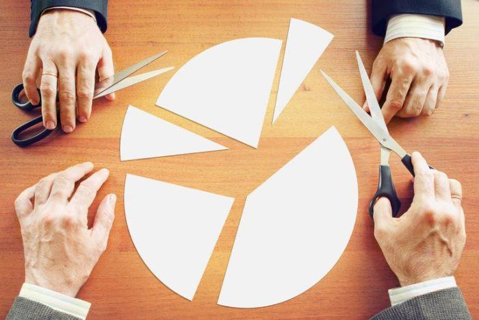 كيفية حساب نسبة الربح بين الشركاء برأس المال بمثال – صناع المال