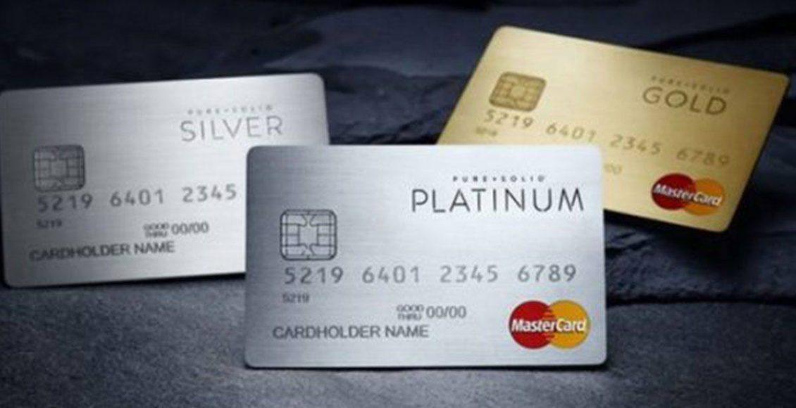 الفرق بين البطاقة الذهبية والبلاتينية ومميزاتها وعيوبها صناع المال
